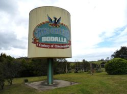 Sadly defunct in Bodalla, NSW