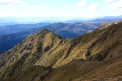 The Snowy Mountains in NSW are snowy for a few months of the year at least. This is taken from the Main Range trail, a fantastic loop walk taking in the best of the high country.